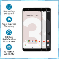 Google Pixel 3 64GB 128GB All Colours Refurbished Aus Stock 6 Month Warranty